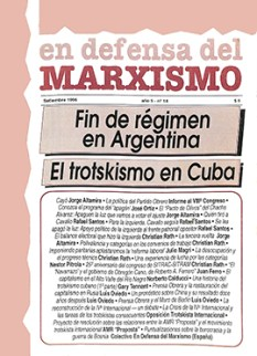 Revista En Defensa del Marxismo 14