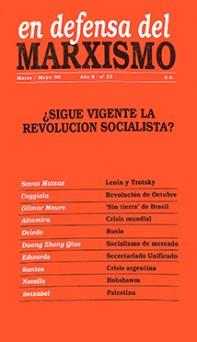Revista En Defensa del Marxismo 23