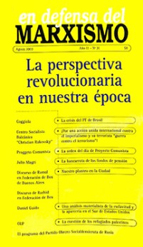 Revista En Defensa del Marxismo 31