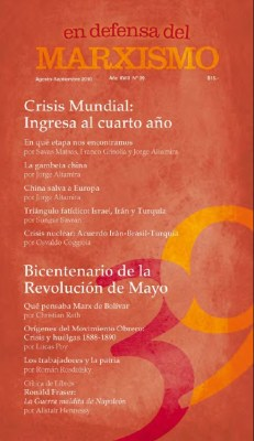 Revista En Defensa del Marxismo 39