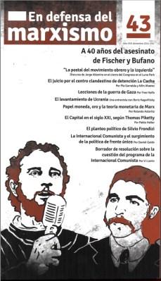 Revista En Defensa del Marxismo 43