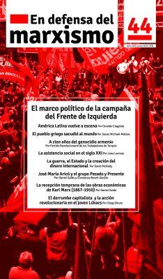 Revista En Defensa del Marxismo 44