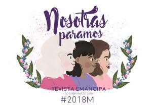 NOSOTRAS PARAMOS 8 marzo 2018