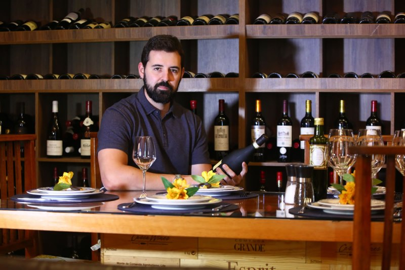 Chef Filipe Lazzuri Ribeirão Preto