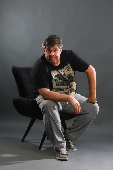 Roberto Edson (Foto Rafael Cautella)
