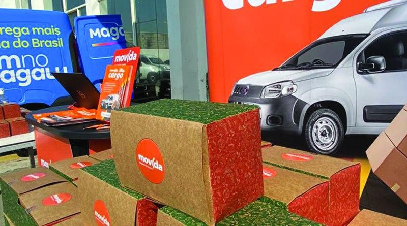 Movida passa a atuar no segmento logístico de e-commerce