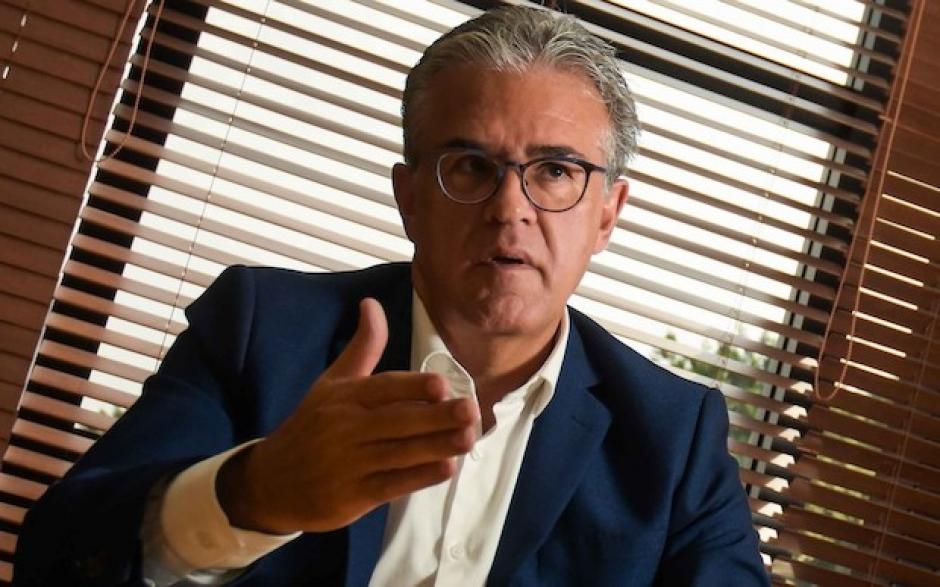 Luiz Carlos Moraes, Presidente da Anfavea.