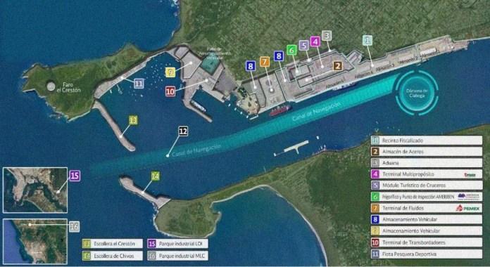 El puerto de Mazatlán podría ser uno de los más importantes