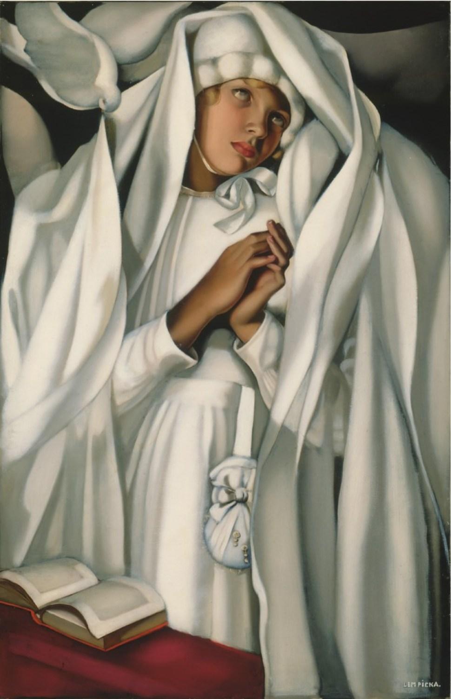 The prayer, 1928