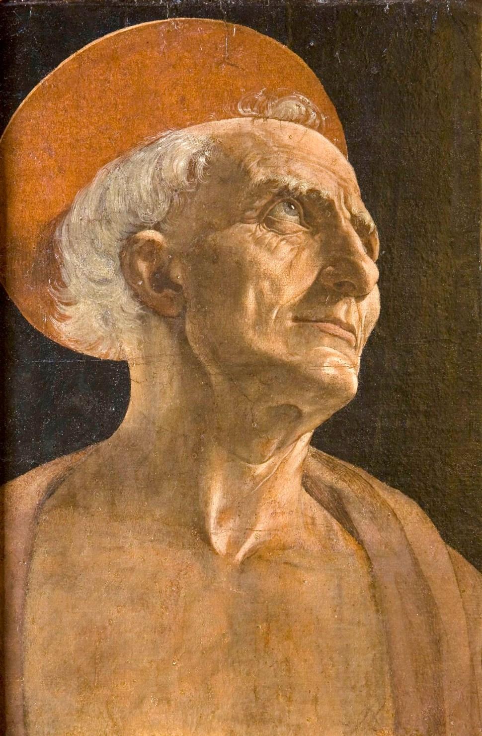 Verrocchio, San Jerónimo.