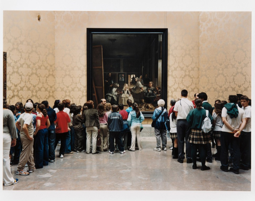 Museo del Prado, RM 12, Madrid, 2005