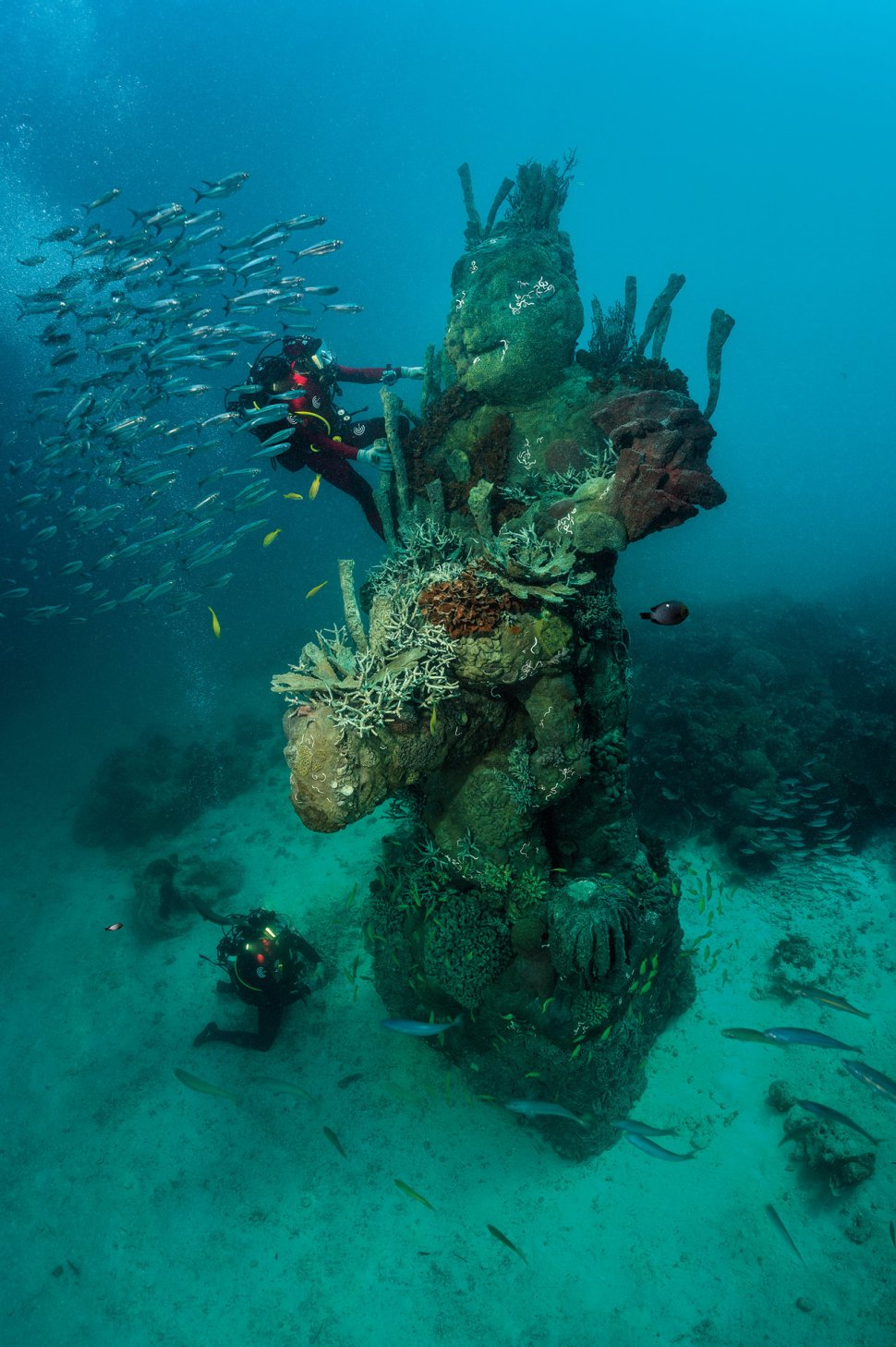 Treasure of the wreck of the unbelievable 2017 Foto Christoph Gerigk ©Damien Hirst and Science Ltd.