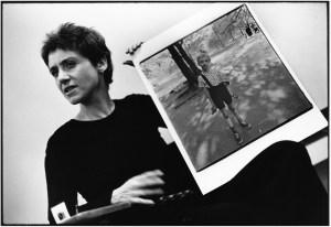 Diana Arbus por Stephen A. Frank