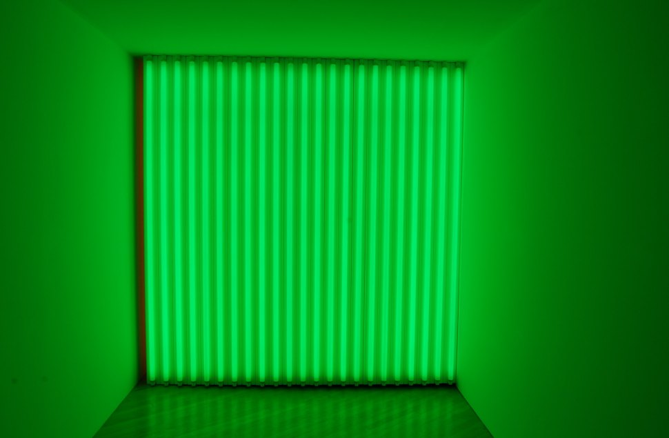Dan Flavin untitled to Jan and Ron Greenberg 1972-73 The Dan Flavin Institute Dia Art Foundation New York Foto Andrew Russeth