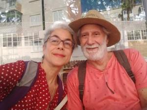 Rosana Faría y Ricardo Benaim