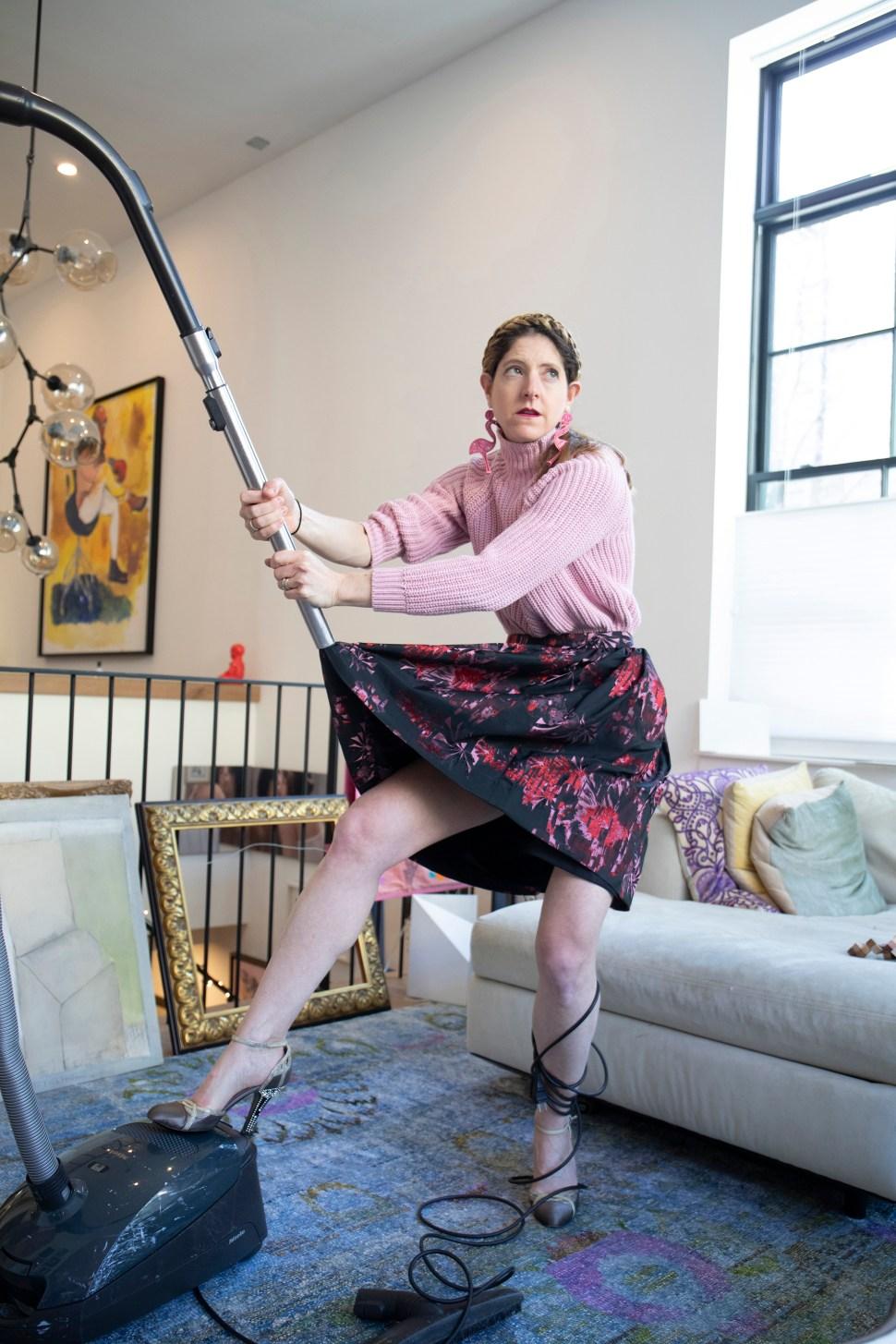 Lara Alcántara. Serie Cuarentena. Nueva York, 2020.