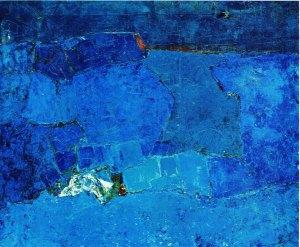 Mercedes Pardo. Cobalto, 1959.