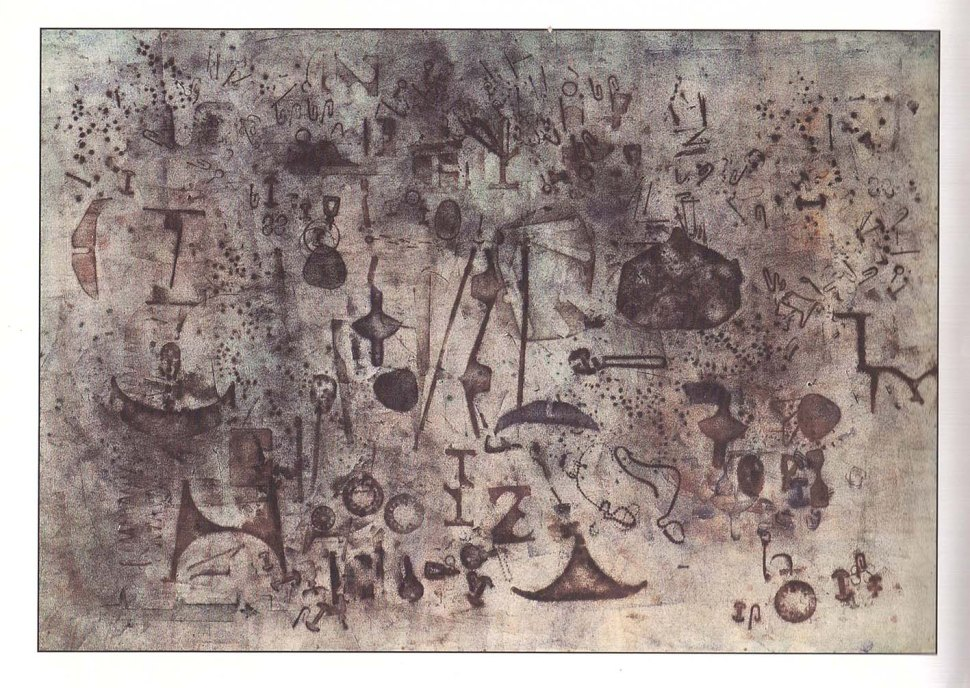 Mercedes Pardo. Echech au délouge, 1963.