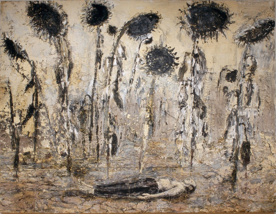 Anselm Kiefer The Orders of the Night 1996,