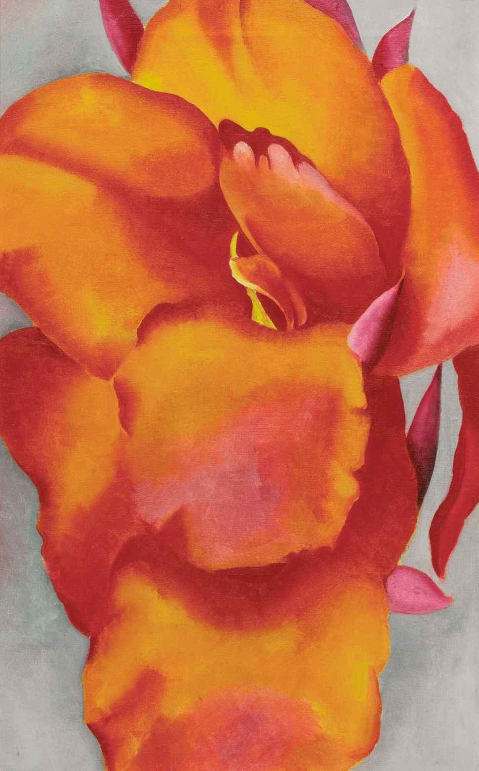 Georgia O'Keeffe Red Canna 1924