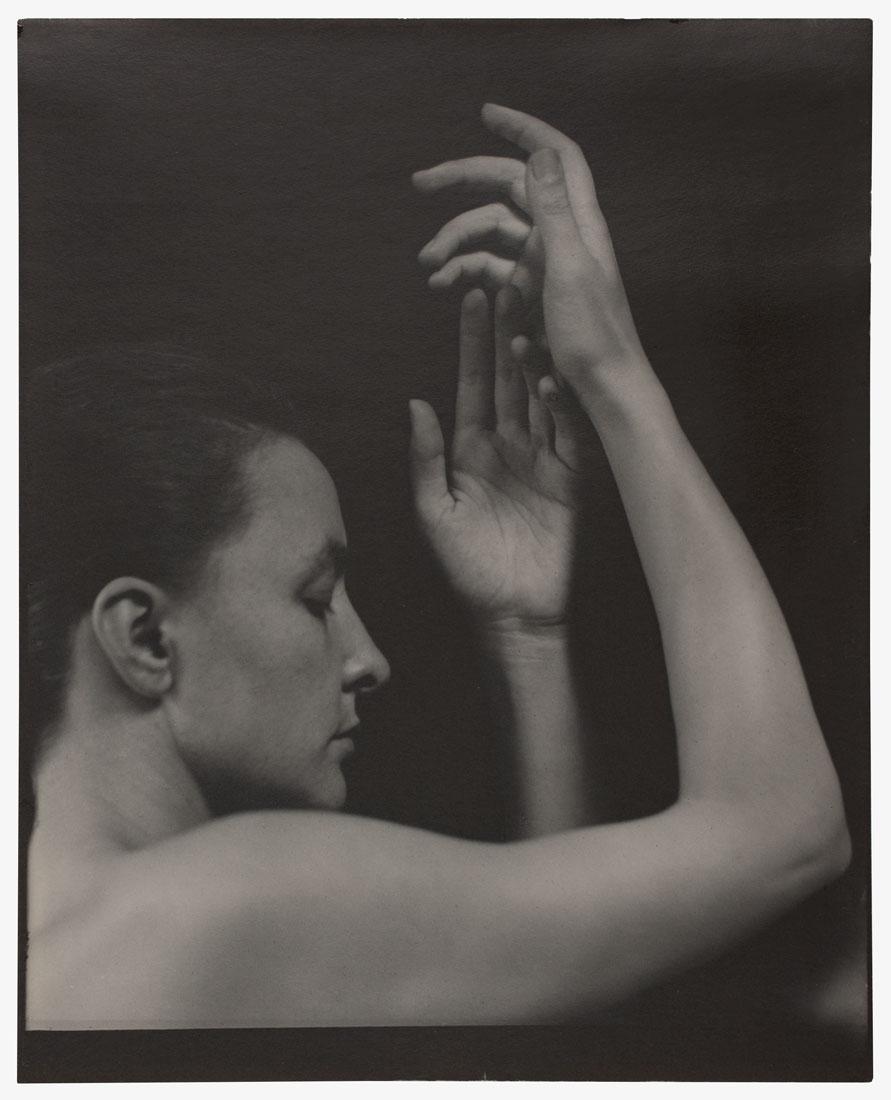 Alfred Stieglitz. Georgia O'Keeffee 1919