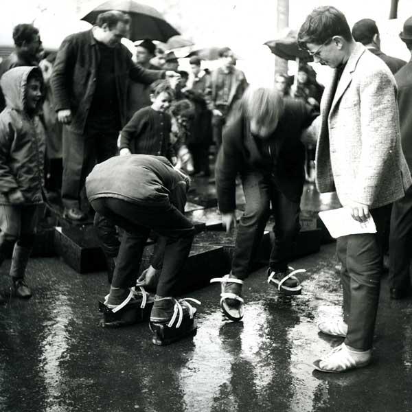 Une journée dans la rue 1966 Street-3