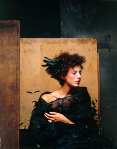 Fran Beaufrand. Foto para D&D