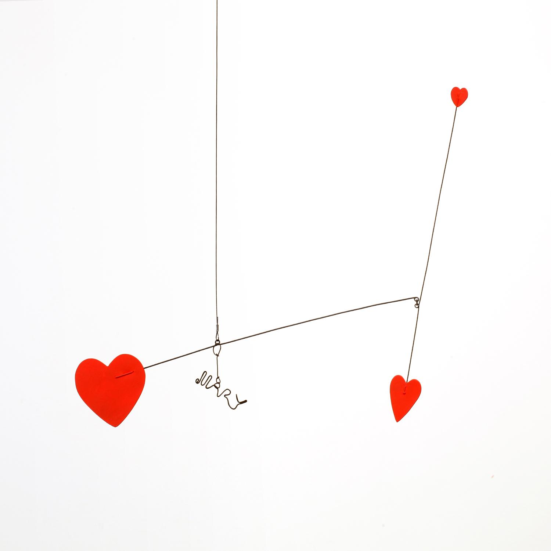 Valentine for Mary, 1952. © 2020 Calder Foundation, New York / Artists Rights Society (ARS), New York