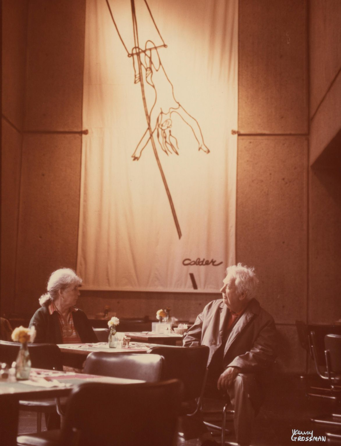 Calder´s Universe 1976, con Louise