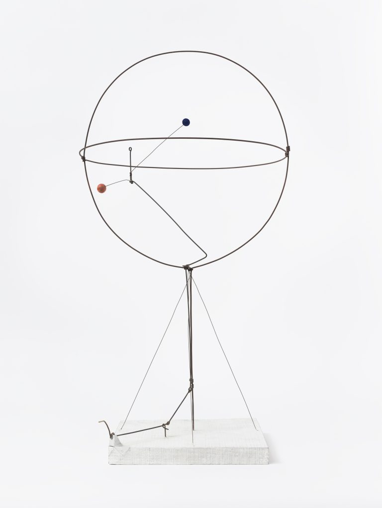 Two spheres within a sphere, 1931