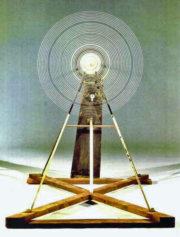 Marcel Duchamp. Óptica de precisión.