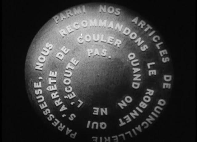 Marcel Duchamp. Anemic Cinema.