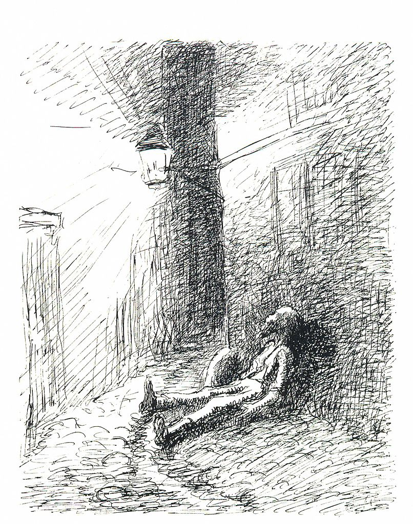 Camille Pissarro Turpitudes sociales Jean Misere