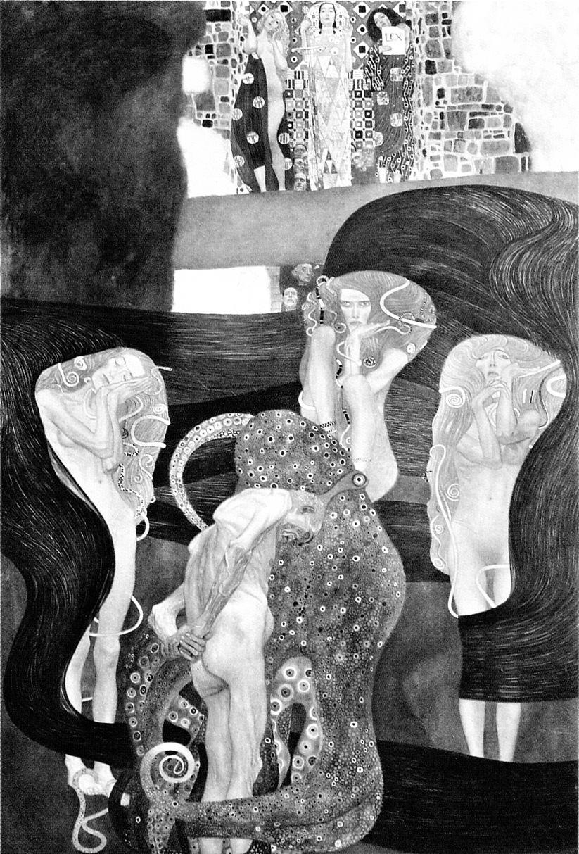 Jurisprudence, Klimt