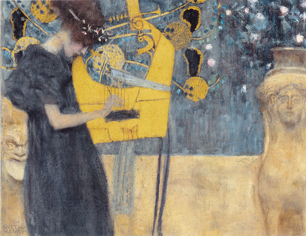 Klimt, Musik 1 1895