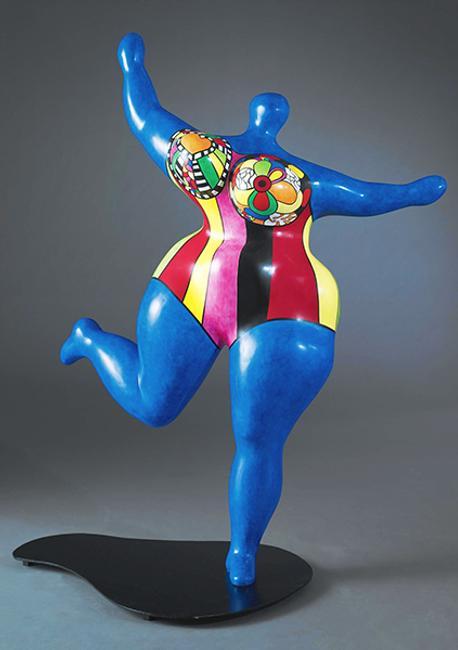 Niki de Saint Phalle. Dawn Bleue c.1993