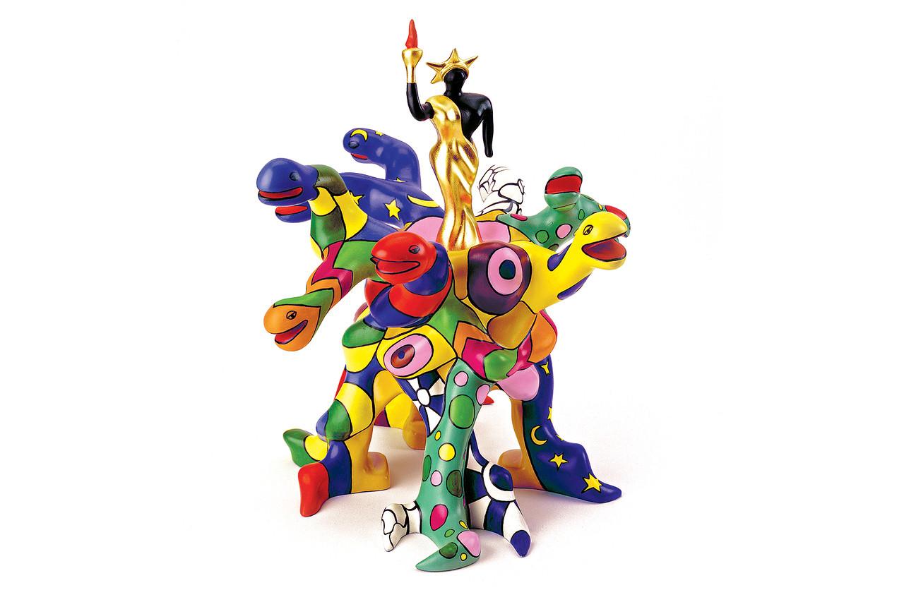 Niki de Saint Phalle. Tree of Liberty 2000