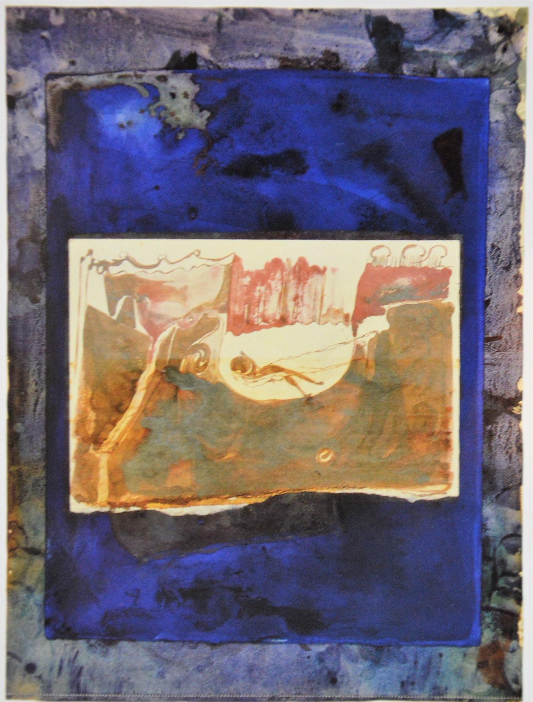 Joseph Beuys . Before the bird, 1950