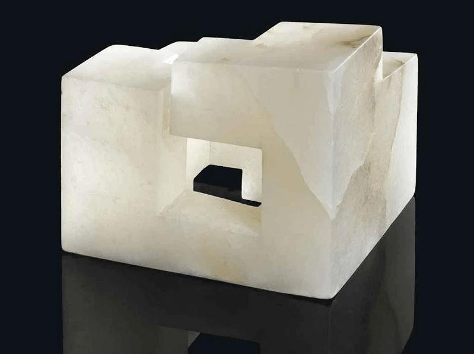 Eduardo Chillida. Elogio de la arquitectura IV, 1974