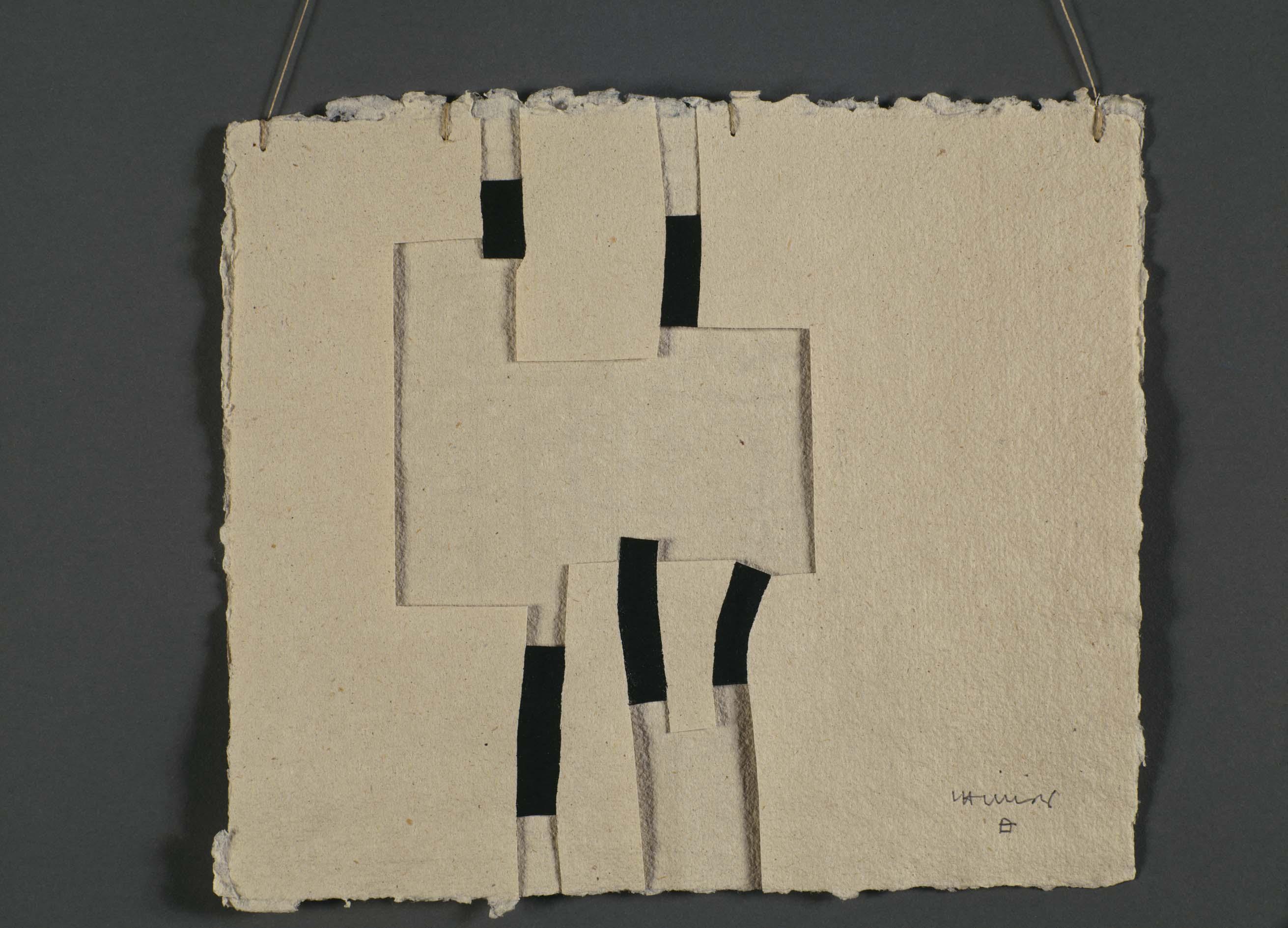 Eduardo Chillida Gravitación II. Museo Reina Sofía. 1987-88