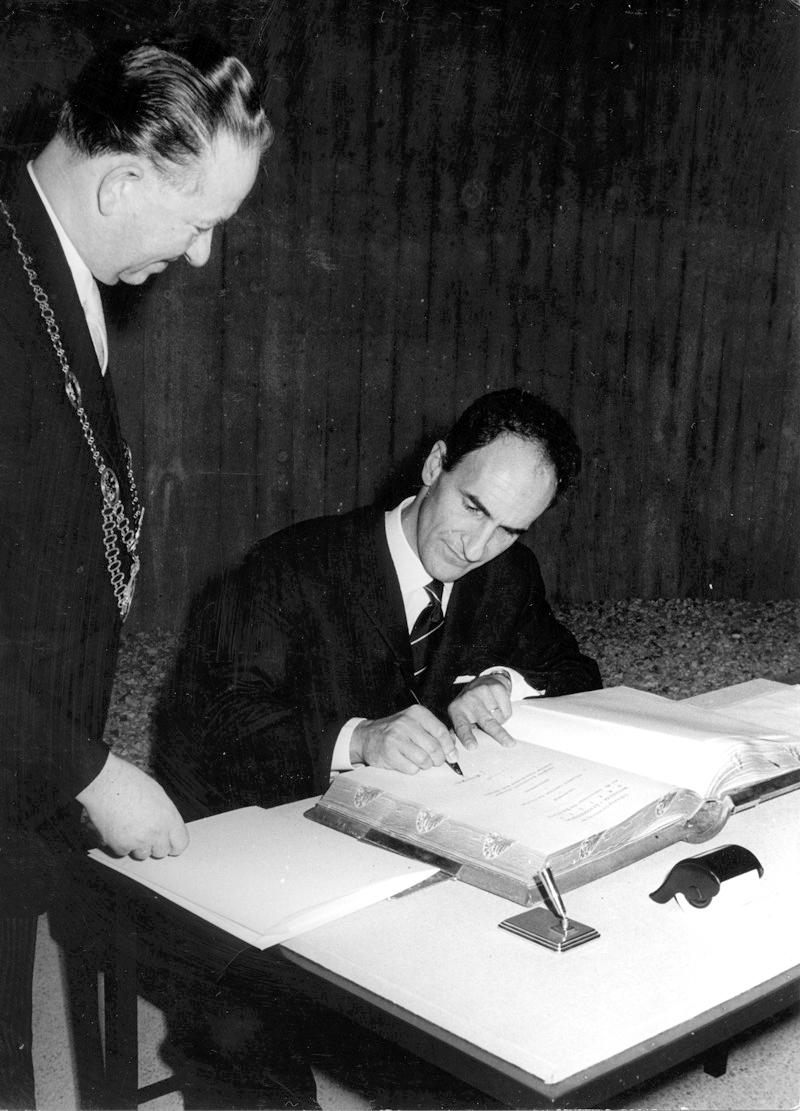Premio Wilhelm Lehmbruck, 1966
