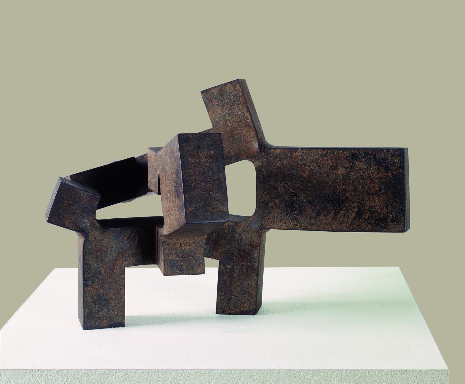 Chillida Alrededor del vacío I, 1964, Museo Bellas Artes de Asturias