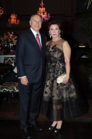 Alfredo Riviere y Norma de Riviere