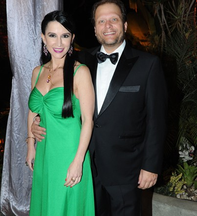 Alejandro Silva y Beatriz de Silva