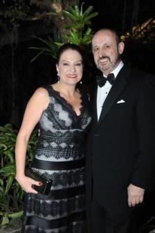 Luis Gonzalo Monteverde y Clementina de Monteverde