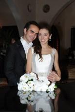 Adriana Sophia y Carlos Enrique