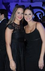 Anastasia de Romero e Isabella de Blanco