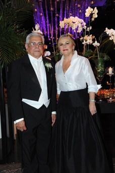 Luis Alberto Castro Morales y Magui Gaspard Morell