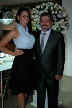 Alejandra silvas y Jaime Montoya