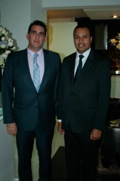 Oswaldo Vizcarrondo y Nelson Acevedo